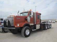 2011 Kenworth C500