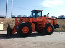 Used 2012 Doosan DL5