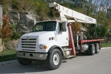 Used Terex 4792 in K