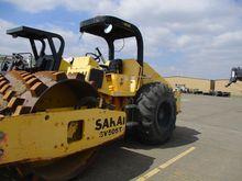 Used 2010 Sakai CV55