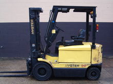2003 Hyster J50XM-28 / EE