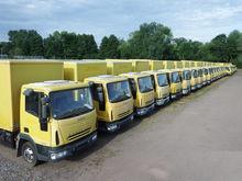 2006 Iveco Euro Cargo ML 75 E 1