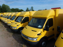 2005 Iveco Daily 5t 50 C 11 G/P