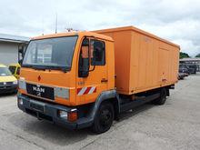 Used 1994 MAN L 2000