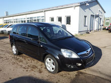 2008 Opel Zafira B 1.9 CDTI Inn