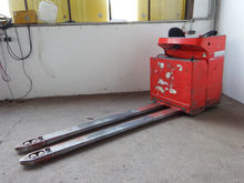 2009 Linde T 20 R 140 Length of