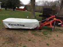 2017 Farm King Mdn6
