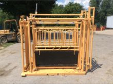 Used Chutes Fencing Handling Equip For Sale Top Quality