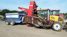 Harvesting equipment - : ramass