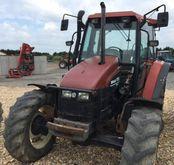 1998 New Holland TS 100 Farm Tr