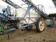 1989 Evrard Trailed sprayer