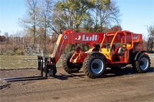 Used LULL 944E-42 in