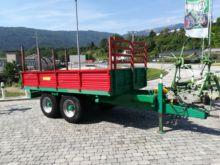 Usata rimorchi forestali in vendita patruuna pi machinio for Bernabei rimorchi