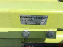Used 2010 Claas VOLT