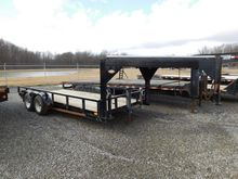 1995 Lone Wolf Trailer 16GN8K 2