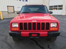 2001 Jeep CHEROKEE 25733