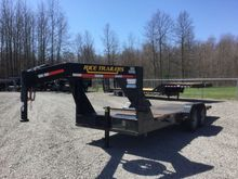 2012 R and W Trailers PT8220HD