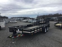 2016 Big Tex Trailers 10PI-18 2