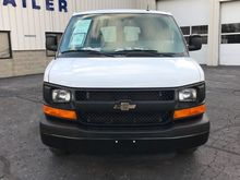 2015 Chevrolet G2500 CARGO 2674