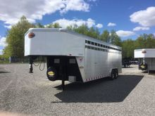 2016 Sundowner Trailers 24' RAN