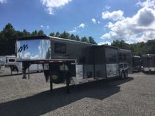 2014 Bison Trailers 8314TE 2773