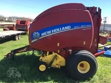 2014 NEW HOLLAND BR560