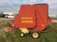 Used HOLLAND 658 in