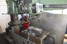 Radial Drilling Machine, Webo,