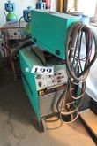 Protective gas welding machine,