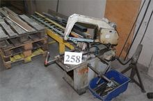 Metal hacksaw, Kasto (Lot 258)