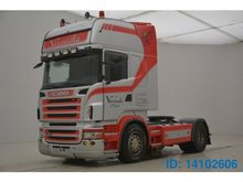 2007 Scania R420 TOPLINE