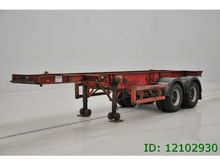 1979 Crane Fruehauf 20 F. on Sp
