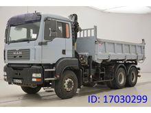2006 MAN TGA 33.350 - 6X4