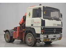 1987 Renault R340 + CRANE