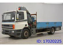 1995 DAF 75 ATI 240