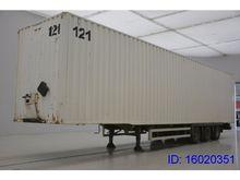 2006 Lecitrailer BOX TRAILER