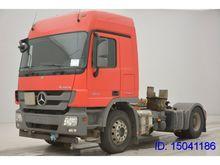 2010 Mercedes-Benz ACTROS 1841
