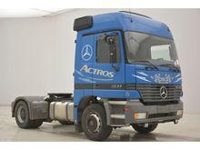 1997 Mercedes-Benz ACTROS 1840