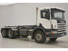Used 1999 Scania P11