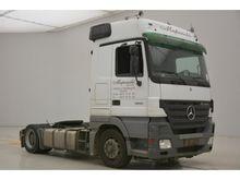 2006 Mercedes-Benz ACTROS 1841L