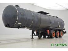 1992 Indox Tank 32.5k L