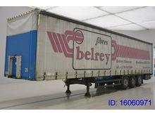 2000 Schmitz Cargobull TAUTLINE