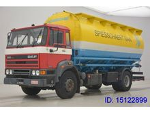 1991 DAF 2300 4X2 BULK