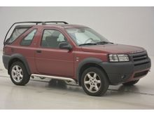 Used 2003 Land Rover