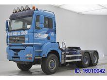 2005 MAN TGA 26.430 M - 6 X 6