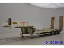 2007 ACTM LOW BED TRAILER