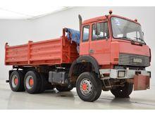1992 Iveco 260E34 | 6X6 | Big-A
