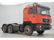Used 1991 MAN 26.502