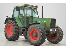 1988 Fendt FAVORIT 612