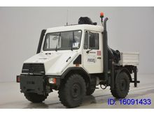 2000 Unimog U 90 Turbo